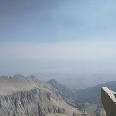 Photo taken at Mount Whitney by Catherine on 8/19/2015