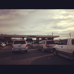 Photo taken at Costco Gasoline by Henley N. on 11/2/2012