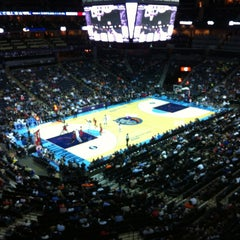 Photo taken at Time Warner Cable Arena by Greg W. on 1/24/2013