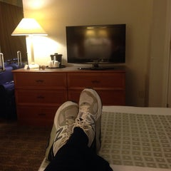 Photo taken at La Quinta Inn Albuquerque Airport by Regina L. on 6/8/2014