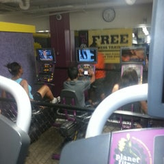 Photo taken at Planet Fitness by Joseph T. on 8/4/2014