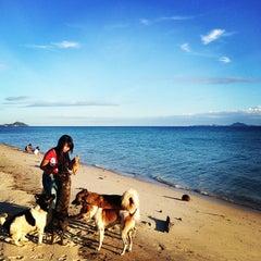 Photo taken at Power Beach Resort by James M. on 10/10/2013