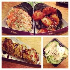 Photo taken at Yoi! Rolls & Temaki by Vivian N. on 9/20/2013