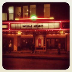 Photo taken at State Theatre of Ithaca by Ted T. on 10/5/2012