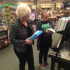 Photo taken at Barnes & Noble by Tim G. on 4/5/2014