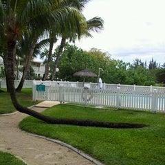 Photo taken at Sugar Beach Mauritius Hotel Resort & Spa by Marcus G. on 11/6/2012