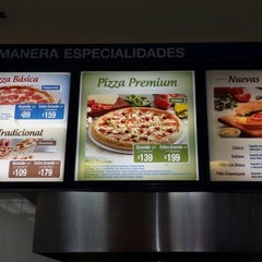 Photo taken at Domino's Pizza by Alejandro G. on 9/16/2013