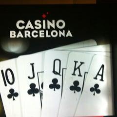 Photo taken at Casino Barcelona by Billur O. on 10/16/2013