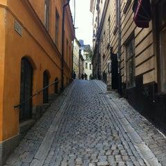 Photo of Gamla Stan in Stockholm, St, SE