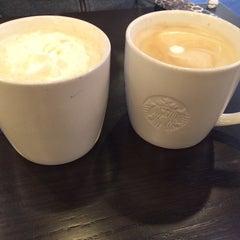 Photo taken at Starbucks by Jack E. on 1/9/2015