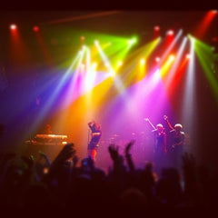 Photo taken at Gramercy Theatre by Sherlen A. on 12/23/2012