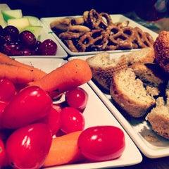 Photo taken at Capstone Tea & Fondue by Gaby E. on 11/23/2012