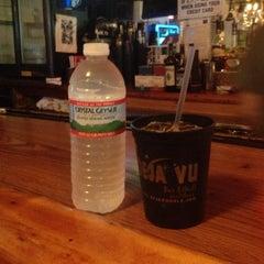 Photo taken at Deja Vu Restaurant And Bar by Carmen-Elizabeth G. on 8/16/2015