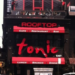 Photo taken at Tonic East by Christine P. on 4/4/2013
