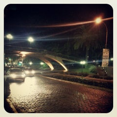 Photo taken at Plaza Pedro de Valdivia by Pablo W. on 2/9/2013