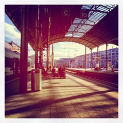 Photo taken at Bahnhof Olten by Patrick R. on 9/21/2012