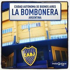 Foto tirada no(a) Estadio Alberto J. Armando (La Bombonera) por Rogerio M. em 2/5/2013