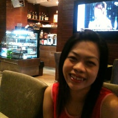 Photo taken at On8 Café by Bangkok Favorites on 12/31/2012