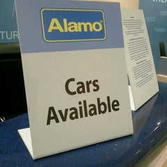 Photo taken at Alamo Rent A Car by Flávia M. on 9/24/2012
