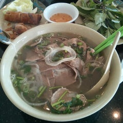 Photo taken at Pho Ha by Will W. on 3/24/2013