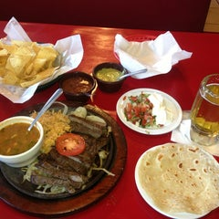 Photo taken at Del Pueblo Mexican Restaurant by Larry P. on 7/31/2013
