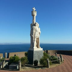 Photo taken at Cabrillo National Monument by Florence on 2/25/2013