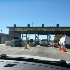 Photo taken at California Department of Food and Agriculture, Yermo Inspection Station by Florence on 9/30/2013