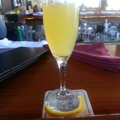 Photo taken at Beach Creek Oyster Bar & Grille by Jaimie V. on 7/13/2013