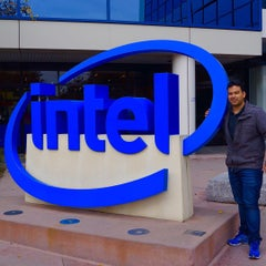 Photo taken at Intel by Diego O. on 12/10/2015