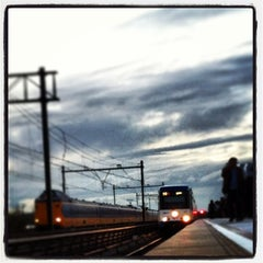 Photo taken at Metrostation Amstelveenseweg by Harold K. on 11/19/2013