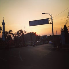 Photo taken at Alun - Alun Pati by Depal l. on 10/13/2015