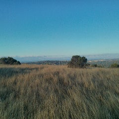 Photo taken at Windy Hill Open Space Preserve by Zaki M. on 7/17/2013