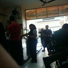 Photo taken at Dom Diego Restaurante - Matriz by Tiago M. on 11/6/2012
