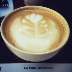 Photo taken at Le Pain Quotidien by Janey G. on 4/3/2013
