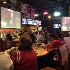 Photo taken at Buffalo Wild Wings by Rashid S. on 10/18/2013