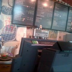 Photo taken at Starbucks   ستاربكس by Laila .. on 4/10/2013