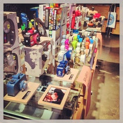 Photo taken at Lomography Gallery Store LA by Mathew S. on 3/21/2013