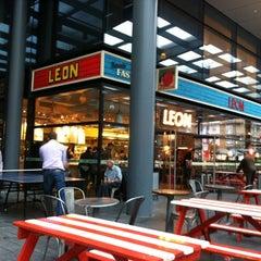 Photo taken at Leon by Teri C. on 10/8/2012