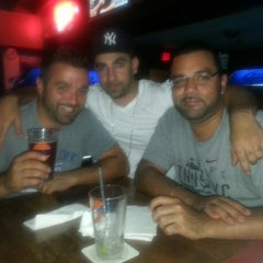 Photo taken at Roma Sports Bar & Grill by Khalid T. on 6/5/2014