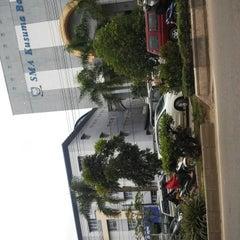 Photo taken at SMA Kusuma Bangsa by Indra G. on 2/4/2014
