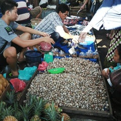 Photo taken at Pasar Perumnas by Indra G. on 6/17/2015