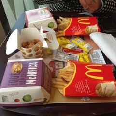 Photo taken at McDonald's by Samuel B. on 6/28/2013