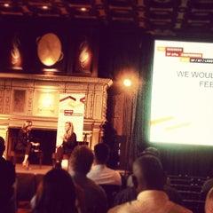 Photo taken at Julia Morgan Ballroom by Wayne S. on 10/3/2012