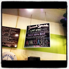 Photo taken at Lift Coffee Shop & Café by Stephanie D. on 10/20/2012