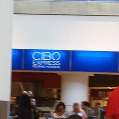 Photo taken at CIBO Express Gourmet Market by Marshall M. on 5/11/2012