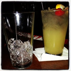Photo taken at Esquire Bar & Martini Lounge by Daniel V. on 7/6/2013