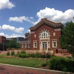 Photo taken at University of Cincinnati by Benia B. on 7/22/2013