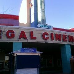 Photo taken at Regal Cinemas The Loop 16 & RPX by Christian R. on 2/17/2013