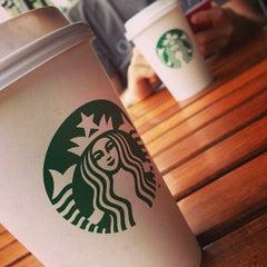 Photo taken at Starbucks Coffee by Rafael R. on 6/21/2013