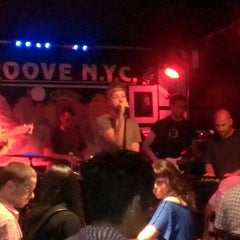 Photo taken at Groove NYC by Stephen A. on 6/29/2013